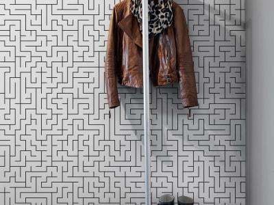 Tapeta ścienna R11531 Maze obraz 1 od Rebel Walls