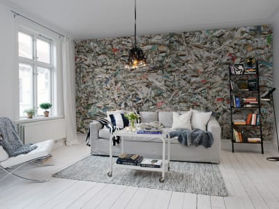 Tapet R11581 Recycling bilde 1 av Rebel Walls