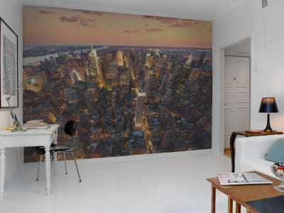 Wall Mural R11871 Cityscape image 1 by Rebel Walls