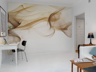 Wall Mural R11891 Smoke image 1 by Rebel Walls