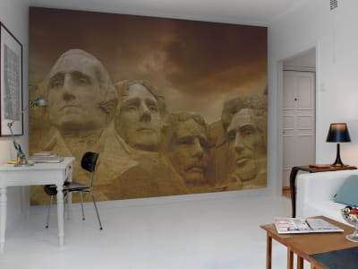 Mural de pared R12181 Rushmore imagen 1 por Rebel Walls