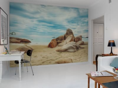 Wall Mural R12461 Waterside image 1 by Rebel Walls