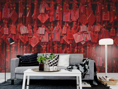 Wall Mural R12511 Dangling Desires image 1 by Rebel Walls