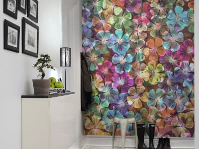 Mural de pared R12681 Big Bloom imagen 1 por Rebel Walls