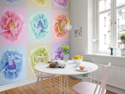 Wall Mural R13151 Poppy Art Andy image 1 by Rebel Walls