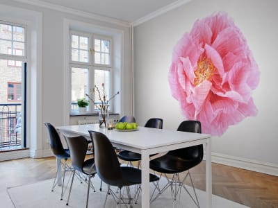 Mural de pared R13161 Poppy Art imagen 1 por Rebel Walls