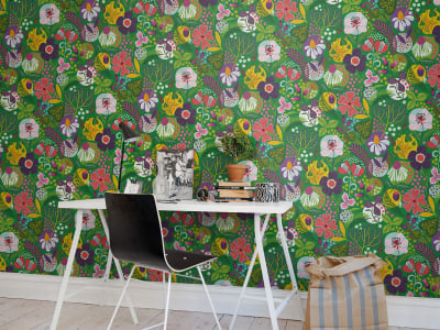 Wall Mural R50807 Rushing to Spring image 1 by Rebel Walls