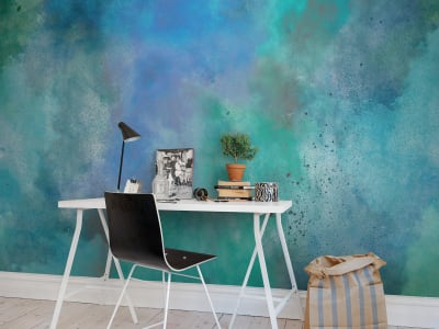 Mural de pared R13271 Color Clouds imagen 1 por Rebel Walls