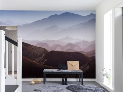 Décor Mural R13281 Gradient Mountains image 1 par Rebel Walls