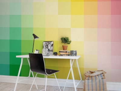 Mural de pared R13461 Colour Tones imagen 1 por Rebel Walls