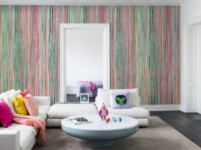 Wall Mural R13481 Colour Stream image 1 by Rebel Walls