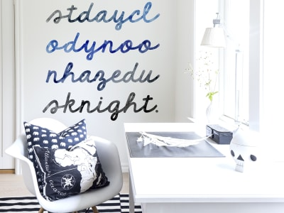 Wall Mural R13502 From Dawn to Night image 1 by Rebel Walls