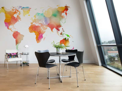 Mural de pared R13922 Your Own World, Confetti imagen 1 por Rebel Walls