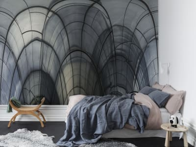 Wall Mural R14081 Glass Vault image 1 by Rebel Walls
