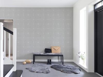 Tapeta ścienna R14111 Perfect Fit, Soft Grey obraz 1 od Rebel Walls