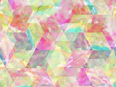 Tapetl R13941 Sassy Zigzag bild 1 från Rebel Walls
