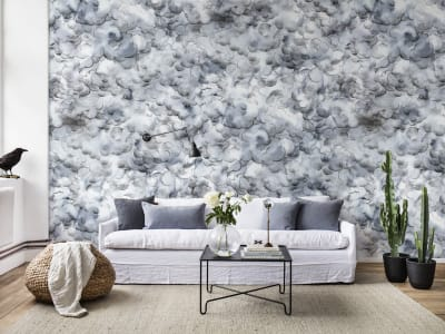 Mural de pared R14191 Storm Brewing imagen 1 por Rebel Walls