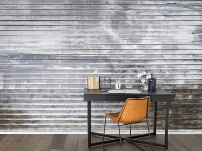 Wall Mural R14231 Rusty Shutter image 1 by Rebel Walls