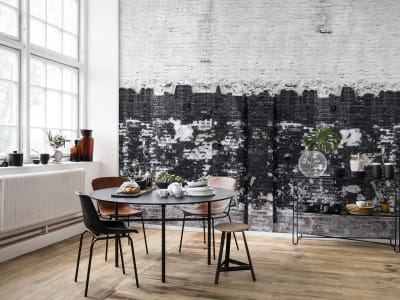 Wall Mural R14281 Deconstructed Domino image 1 by Rebel Walls