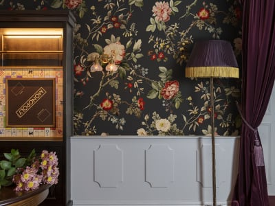 Wall Mural R13073 Thorn Rose image 1 by Rebel Walls