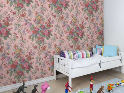 Wall Mural R13251 Bouquet image 1 by Rebel Walls