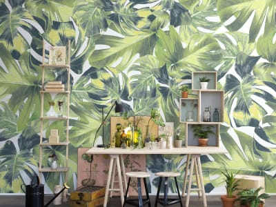 Tapete R13041 Welcome To The Jungle Bild 1 von Rebel Walls