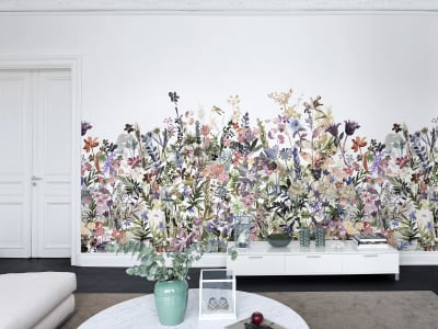 Wall Mural R14532 May Meadow, Pastel image 1 by Rebel Walls