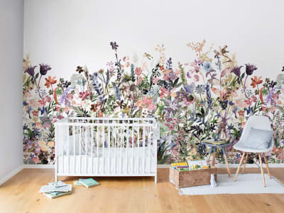 Tapete R14532 May Meadow, Pastel Bild 1 von Rebel Walls