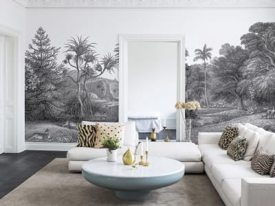 Wall Mural R14612 Jungle Land image 1 by Rebel Walls