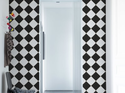 Tapeta ścienna R14881 Diamond Tiles obraz 1 od Rebel Walls