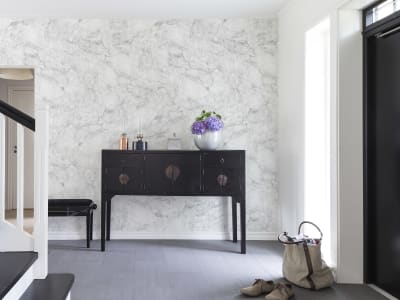 Kuvatapetti R14682 Noble Marble, White kuva 1 Rebel Wallsilta