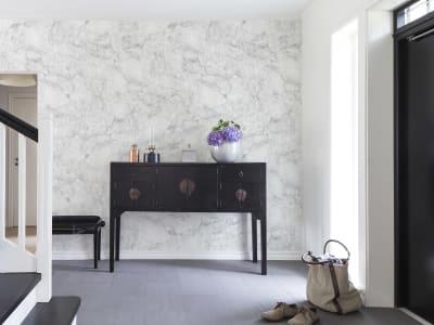 Tapeta ścienna R14682 Noble Marble, White obraz 1 od Rebel Walls