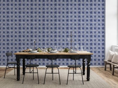 Tapet R15081 Raimat Tiles bilde 1 av Rebel Walls
