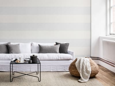 Wall Mural R15121 Linen Border image 1 by Rebel Walls