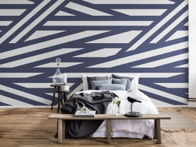 Mural de pared R15141 Sailor's Sea imagen 1 por Rebel Walls