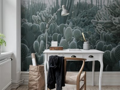 Décor Mural R15611 CACTI image 1 par Rebel Walls