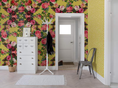 Wall Mural R15712 Floral Frida image 1 by Rebel Walls