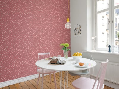ミューラル壁紙 R15755 Rebel Dot, Peach 画像 1 by Rebel Walls