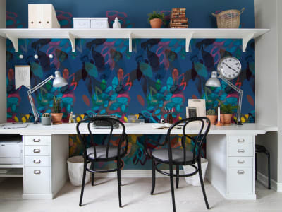 Wall Mural R15781 Pigments image 1 by Rebel Walls