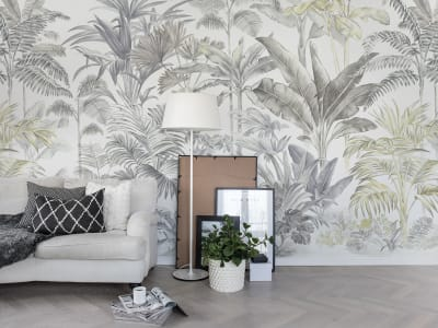 Fototapet R15901 Pride Palms imagine 1 de Rebel Walls