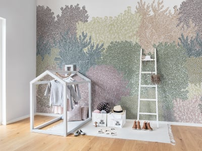 Tapete R16022 Hideaway, Gentle Bild 1 von Rebel Walls