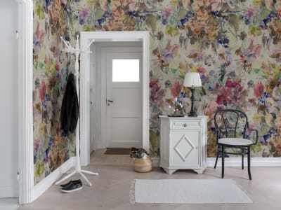Murale R16041 Floral Splendor ​​immagine 1 di Rebel Walls