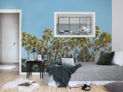 Wall Mural R16051 Riviera Daydream image 1 by Rebel Walls
