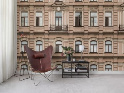 Tapet R15941 Balcony Life bilde 1 av Rebel Walls