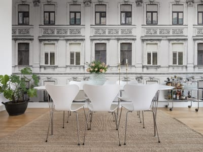 Фотообои R15932 Rue Relief, White изображение 1 от Rebel Walls
