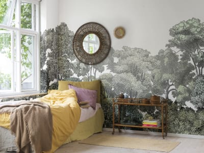 Wall Mural R13051 Bellewood image 1 by Rebel Walls