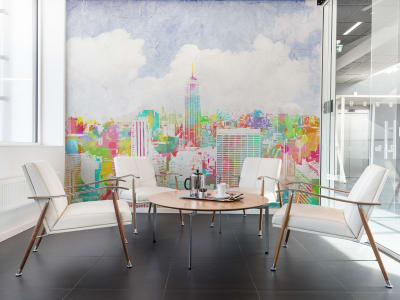 Wall Mural R12662 Happy New York image 1 by Rebel Walls