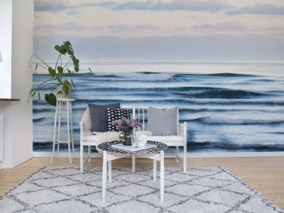 Wall Mural R16361 Sea Sunrise image 1 by Rebel Walls