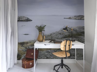Wall Mural R16401 Soft Rocks image 1 by Rebel Walls