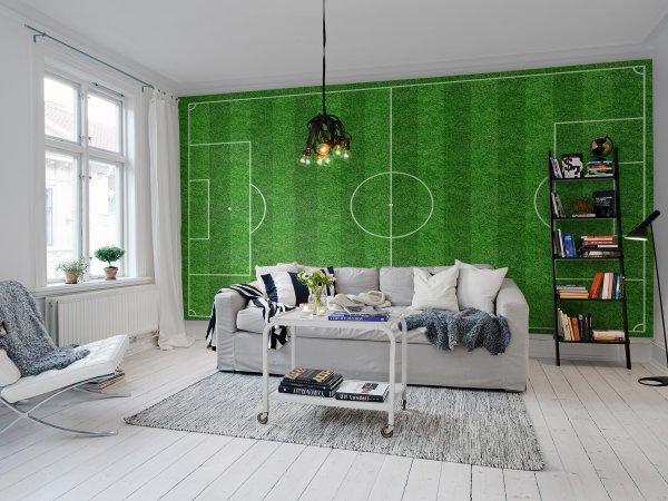 Tapete R10351 Football Bild 1 von Rebel Walls